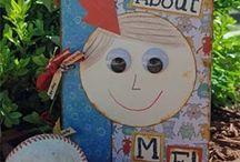 Preschool- All about me, family & friends / by Tayler Stojke