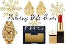 Holiday Gift Guide / Break free from the holi-daze! We've got the scoop on the hottest gifts for this holiday season, from beauty to tech (two of our favorites)! / by Tria Beauty