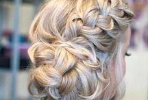 Wedding hair / by Hannah Harp