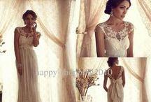 """THE"" dress / by Hannah Harp"