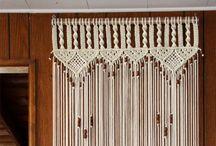 Macramé/Weaving / by MacKenzie Andrus