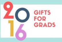 Gifts for Grads / Find the perfect graduation gifts for the Class of 2016 from ShopAtHome.com! Get up to 2X Cash Back on electronics, jewelry and more when you shop these deals and discounts from Macy's, Kate Spade, Microsoft Store, and more! / by ShopAtHome.com