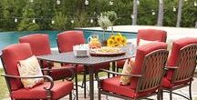 Outdoor Living / From window planter boxes to backyard landscaping and everything in between. Ideas to make your outdoor space your ultimate getaway!