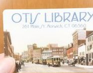 Otis - Your Library, Your Community / A board to share all the happenings, services, events, collections of Otis Library.