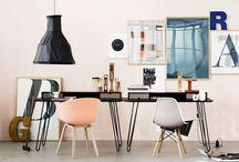 Werkplek | Workspace / Everything for the best job.