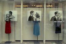In de etalage | Window shopping / by Ank | 2d studio in vorm
