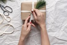 gift wrapping / by Made From Scratch
