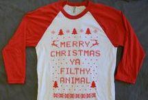 Christmas / by Kathleen Emma