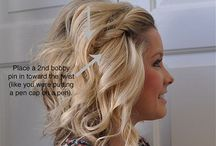 Hair and Beauty Ideas / by Ashley Nguyen