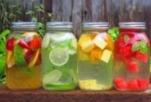 Raw Food, Detox, Anti-inflammatory Diets / Raw and fermented foods to detox and reduce inflammation / by Michele B