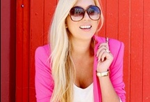 Inspired Pink / by Hannah Johnson