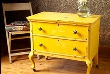 Inspired Yellow  / by Hannah Johnson