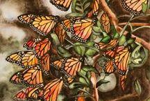 My Art / Artwork by watercolor artist, Heather Torres
