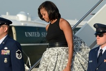 First Lady Chic / by Tiia Richardson