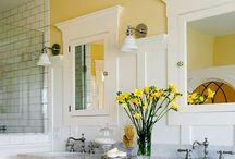 BATHING BEAUTIES / Bathroom ideas