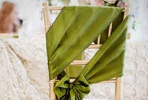 Wedding Chair Inspirations / Ideas on ways to spruce up your guest's chairs. / by Beyond Video
