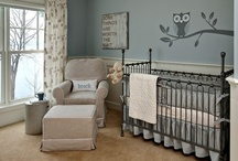 Nursery Ideas / by Melissa Gabriel-Nicholson