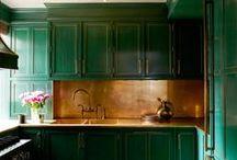 Home::Kitchen / by Kathleen Emma