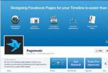 Facebook timeline / by Ank | 2d studio in vorm