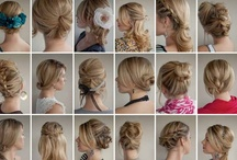 Wedding Day Hair Ideas~ Up Dos / Hair Dos / by Beyond Video