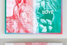 Book, brochure & magazine design
