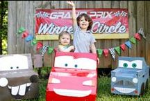Disney-Pixar Cars Dream Party #dreamparty / Ideas for an affordable Disney-Pixar Cars dream party. / by Mallery Schuplin