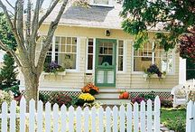 COTTAGE STYLE / SMALL & SIMPLE LIVING