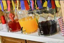 Primary Color Birthday Party / by Mallery Schuplin