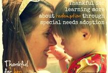 Special Needs Adoption / by Michele B