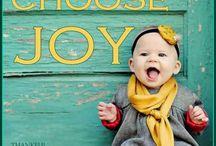 PURE JOY! / Things that make me happy.