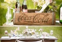 Vintage/Rustic Wedding Ideas / Everything vintage and rustic for a wedding or event. / by Beyond Video