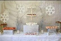 Winter Wonderland Cookie Party / by Mallery Schuplin