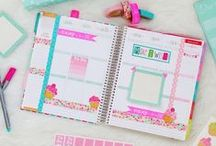 Planner Love / Planner hacks, ideas and more