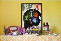 Inside Out Party / by Mallery Schuplin