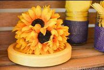 Sunflower Party / by Mallery Schuplin