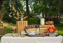 Fall Harvest Party Ideas / by Mallery Schuplin