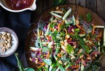 Fresh Salad / Looking for healthy salad recipes? You've come to the right place!