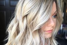 Hair Styles and color