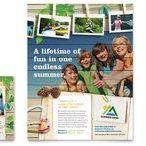Camp - Brochure Ideas