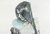 inspiration art / by jess fong!