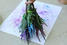 Toddler Crafts / by Sharah Allegretto
