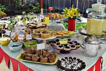 Party Ideas / by Crystal Janecky-West