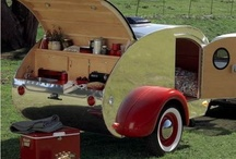 Our Teardrop Camper / by Blu Sky