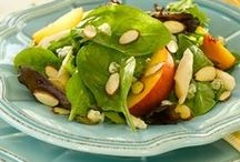 Salads | Recipes / Make your salad worth saladbrating with Wonderful Almond Accents! / by Wonderful Almond Accents