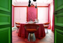 DINING ROOMS / by Parker Kennedy