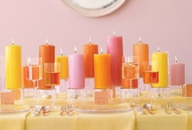 Celebrate  / Let's party with 5B&Co. candles!
