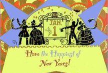 New Years / by Ann Engert