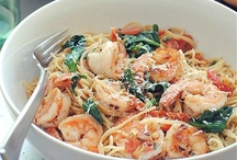 I eat seafood / by Lisa Beecroft