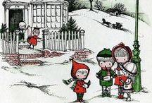 Noël/ Christmas/ Navidad
