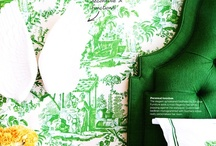 GREEN / Design  / by Lance Jackson - Parker Kennedy Living